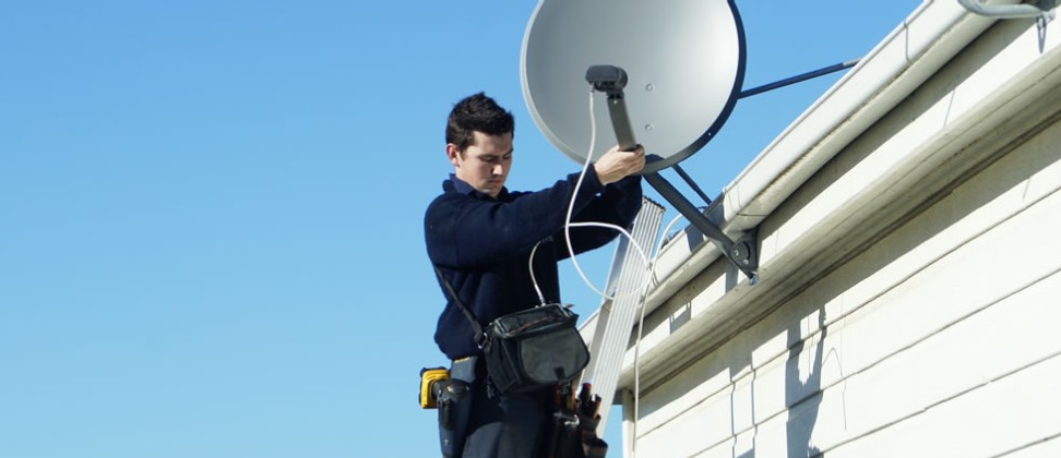 Gallery Vision – Satellite Dish Technician