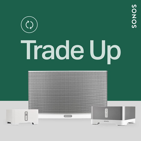 Sonos NZ Trade Up offer 30% offer